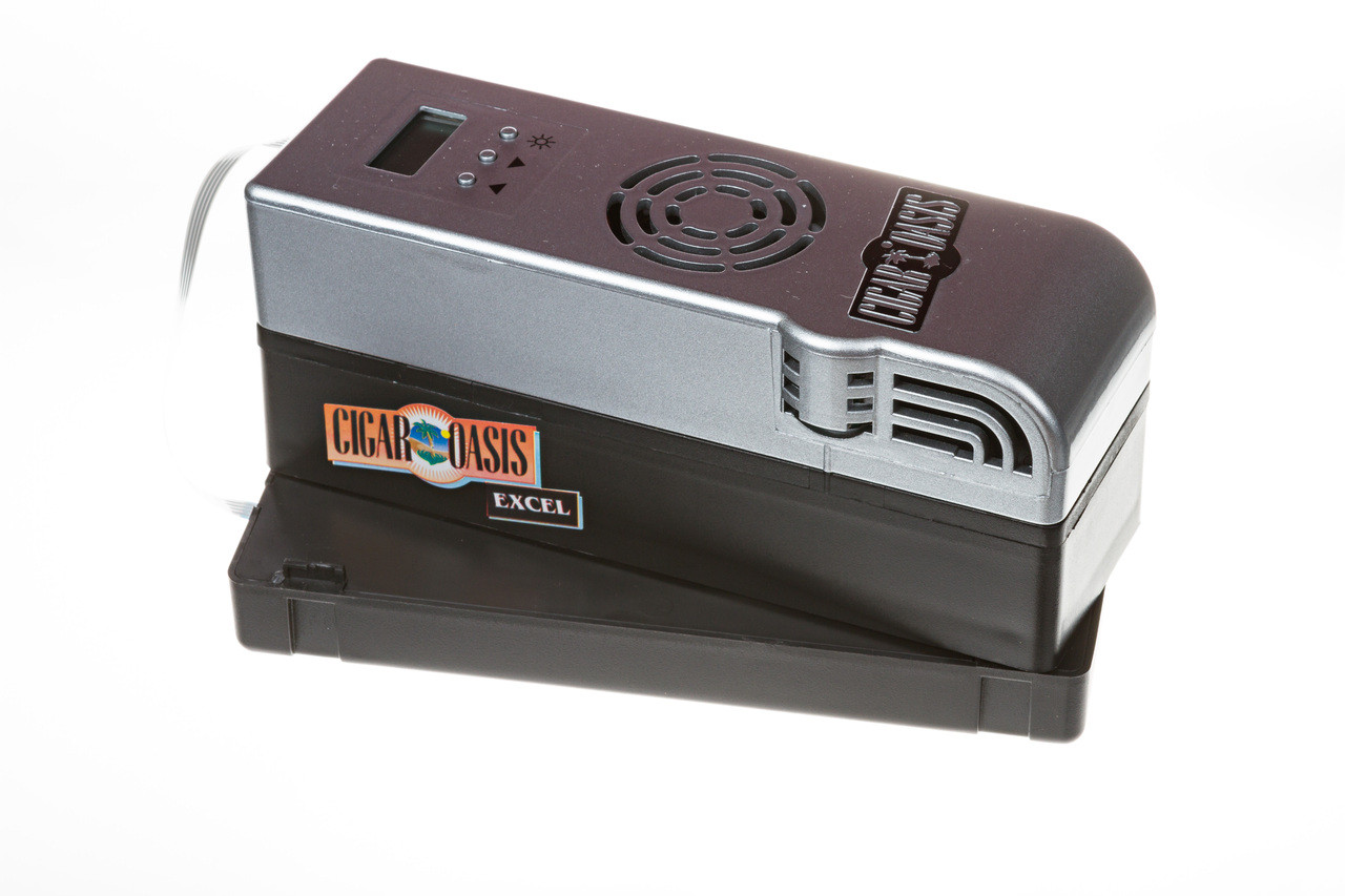 Cigar Oasis Humidifier - Excel