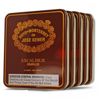 Excalibur Cigarillos (4x24 / 5 Tins of 20)