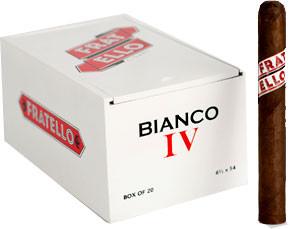 Fratello Bianco III Robusto (5x56 / Box 20)