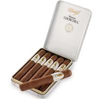 Davidoff Winston Churchill Petite Panatela (4x38 / 5 Pk Tin)