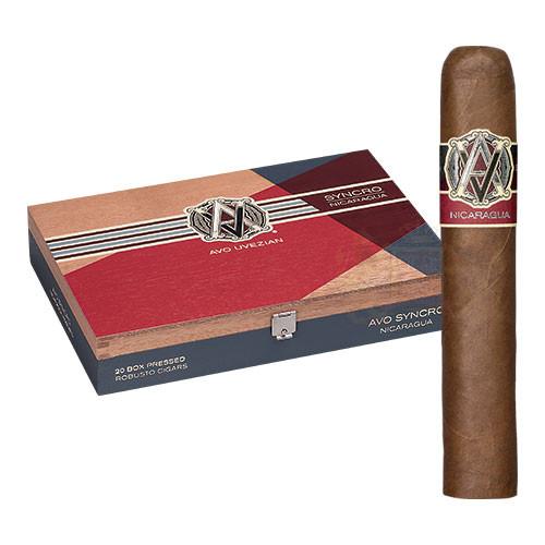 Avo Syncro Nicaragua Robusto (5x50 / Box 20)