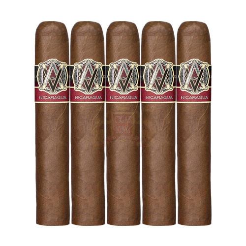 Avo Syncro Nicaragua Robusto (5x50 / 5 Pack)