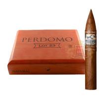 Perdomo Lot 23 Natural Belicoso (5.75x54 / Box 24)