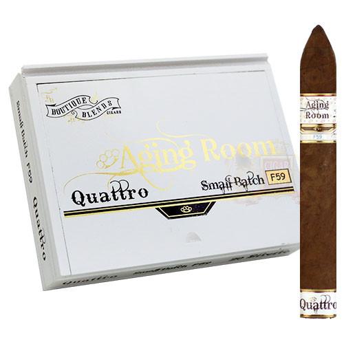 Aging Room Quattro F59 Maestro (6x52 Torpedo / Box 20)
