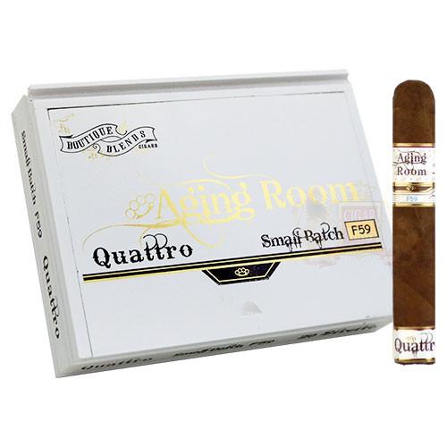 Aging Room Quattro F59 Stretto (4.5x46 / Box 20)