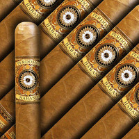 Perdomo Habano Bourbon Barrel Aged Connecticut Robusto (5x54 / 5 Pack)