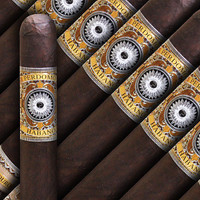 Perdomo Habano Bourbon Barrel Aged Maduro Churchill (7x54 / 5 Pack)