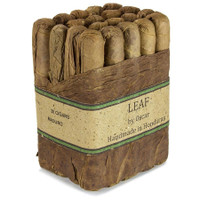 Leaf by Oscar Maduro Toro (6x52 / Bundle 20)