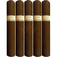 Leaf by Oscar Maduro Sixty (6x60 / 5 Pack)