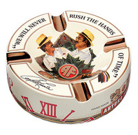 Arturo Fuente Journey Through Time Ashtray White