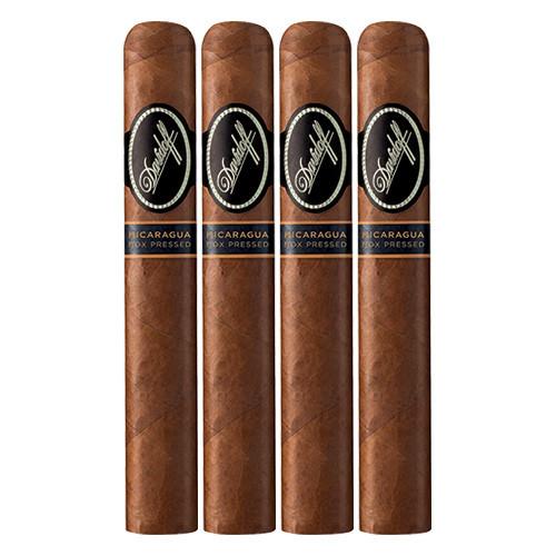 Davidoff Nicaragua Toro Box Press (6x52 / 4 Pack)