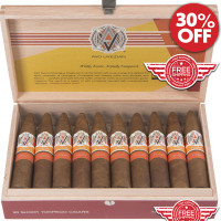 Avo Syncro Fogata Short Torpedo (4.5x52 / Box 20) + 30% OFF + FREE SHIPPING ON YOUR ENTIRE ORDER!
