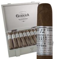 Gurkha Cellar Reserve 12 Year Platinum Kraken XO (6x60 / Box 20)