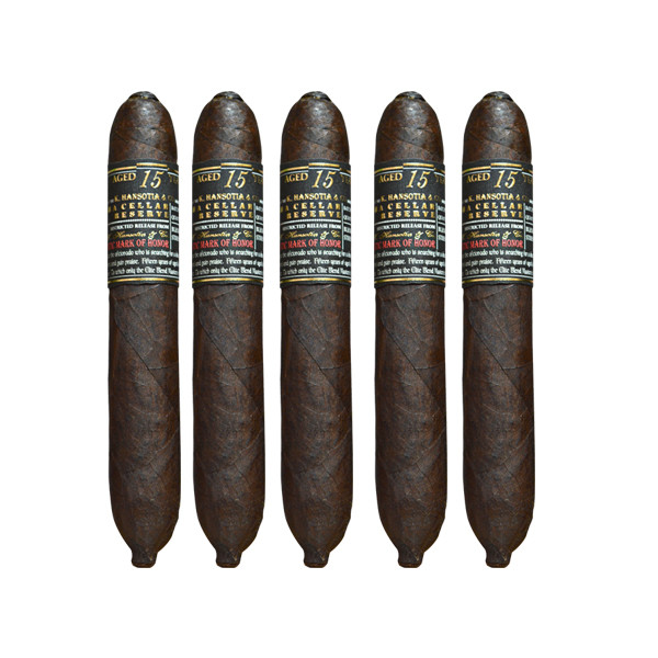 Gurkha Cellar Reserve Limitada Solaro Double Robusto (5x58 / 5 Pack)