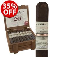 Gurkha Classic Havana Blend Robusto (5.5x52 / Box 24)
