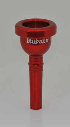 Trombone and Baritone Mouthpiece Small Shank 12C RED