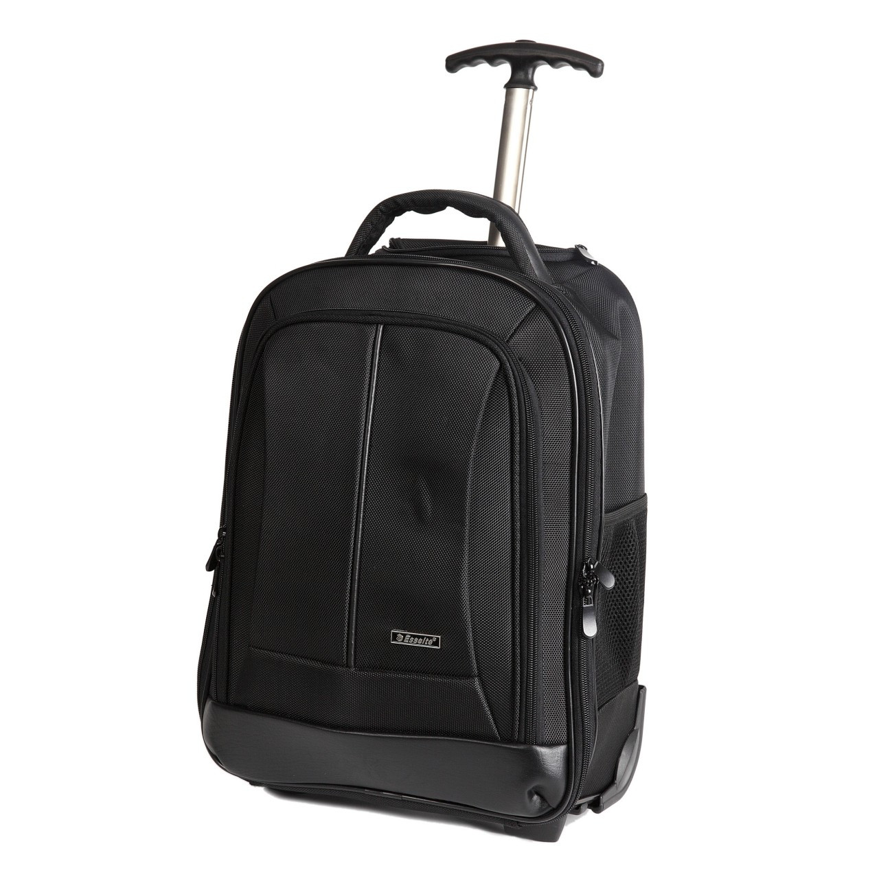 Esselte Light Cabin Luggage Bag (Upright With Wheels)