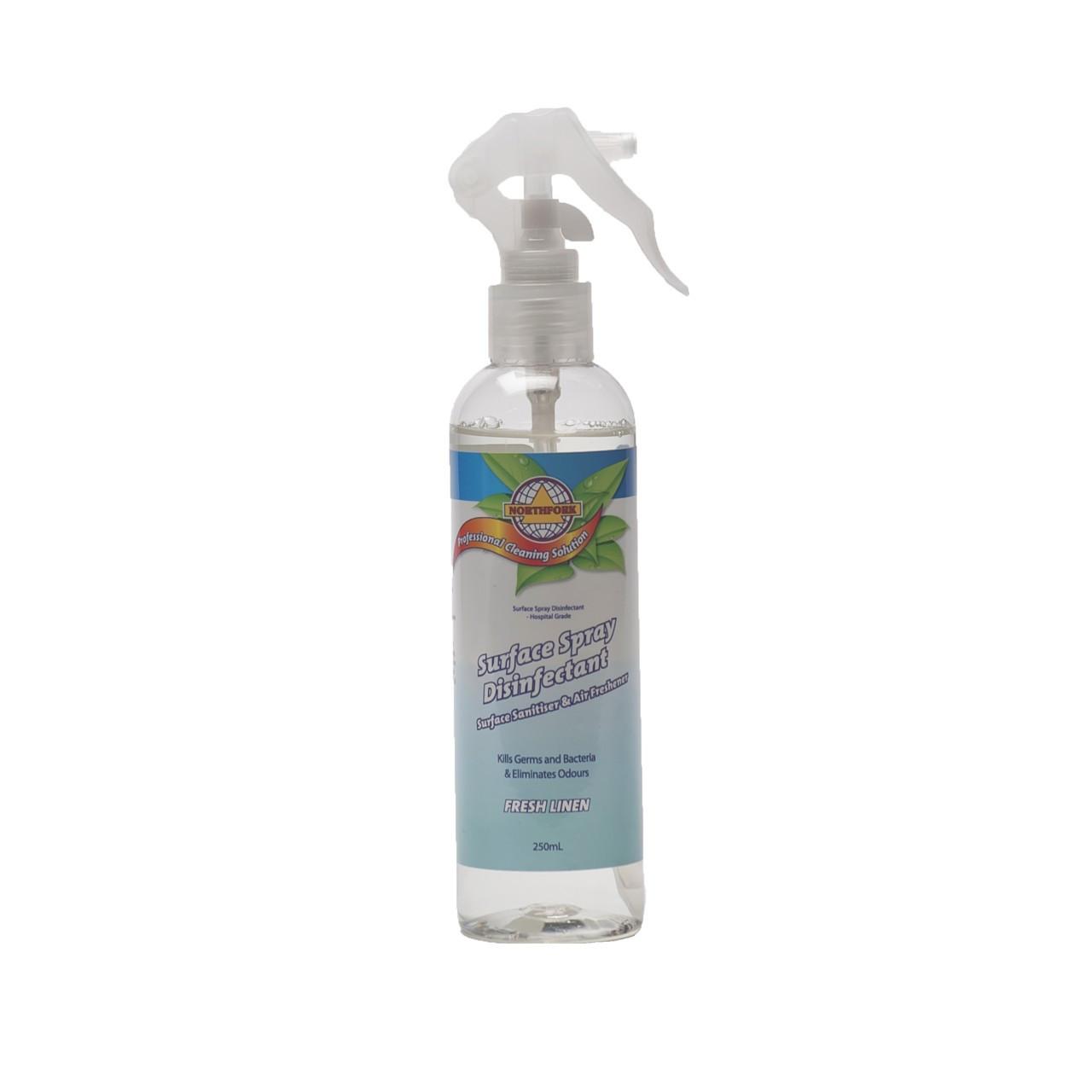 Northfork Disinfectant Surface Spray 250Ml
