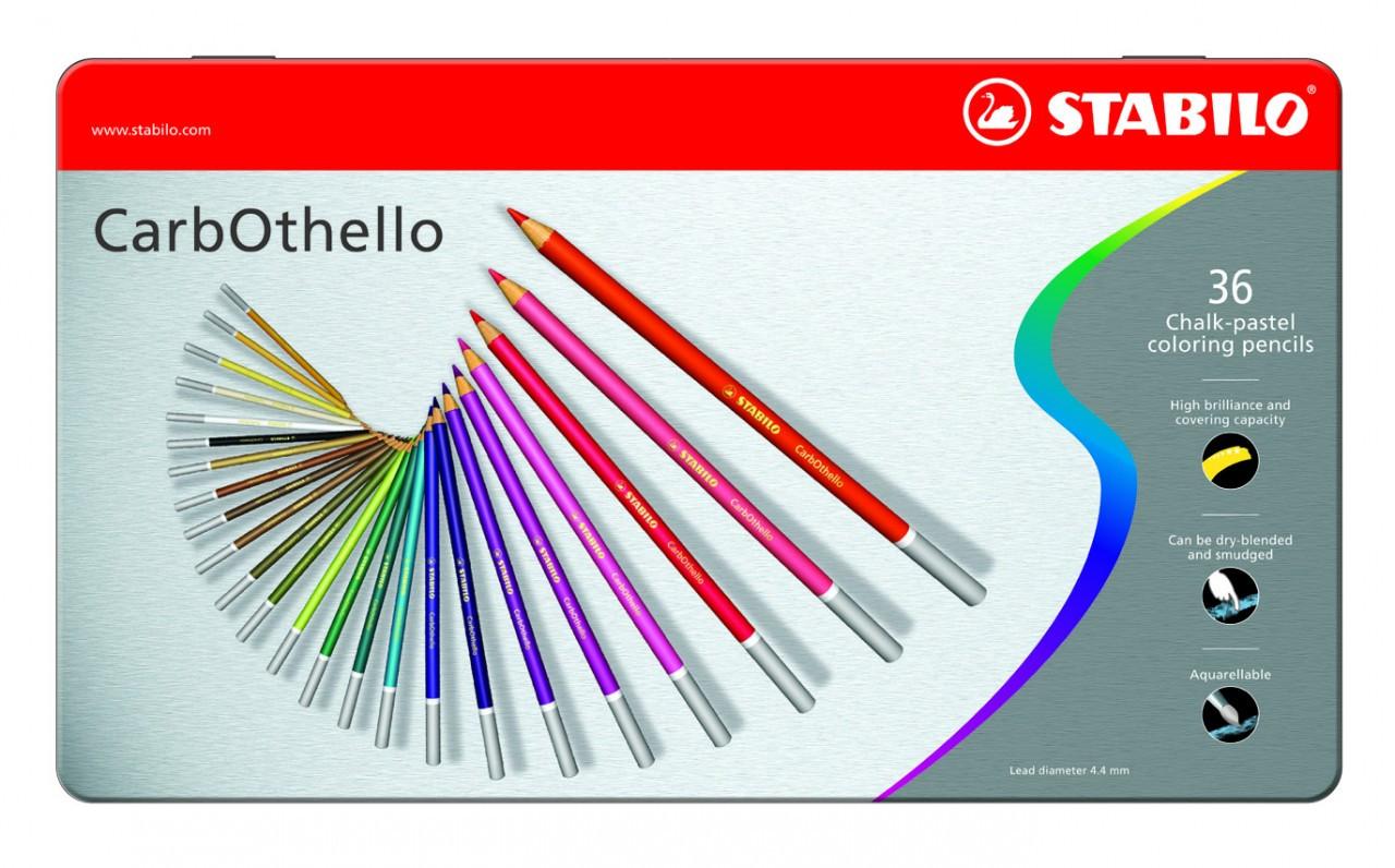 STABILO CarbOthello Pencils Sets Carbothello Pencils Set of 36