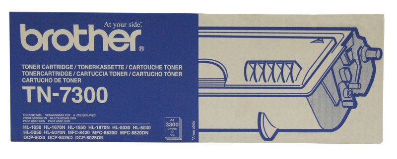 Brother TN-7300 Standard Yield Toner Cartridge