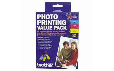 Brother LC-47PVP Photo Value Pack