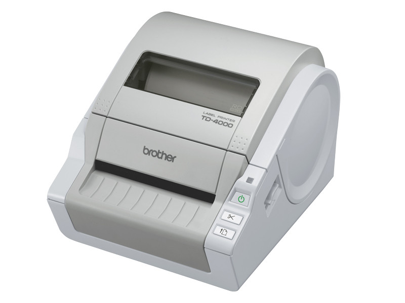 Desktop Barcode and Label Printer with USB, Serial & Interfaces