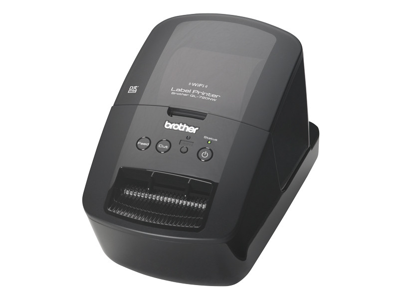 Wireless/Networkable High Speed Label Printer / Up to 62MM