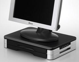 Aurora Monitor/Printer Stand Plus (O/C) (EACH)