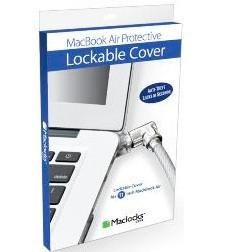 Maclocks Macbook Air 11-inch Lockable Cover