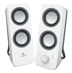 Logitech Z200 Multimedia Speakers - Snow White
