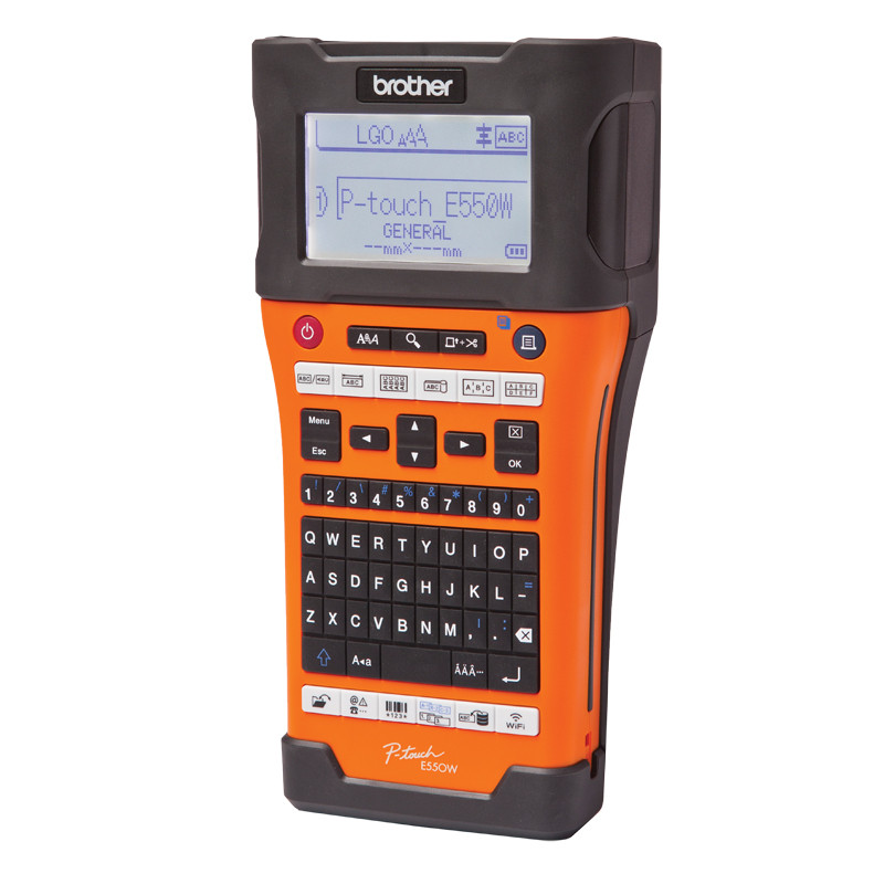 Brother PT-E550WVP | P-touch Labellers