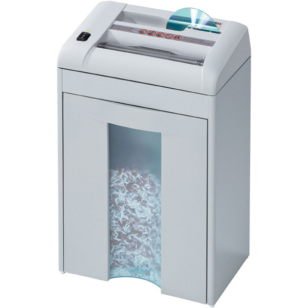 IDEAL 2270 DESKSIDE SHREDDER CROSS CUT 3X25MM