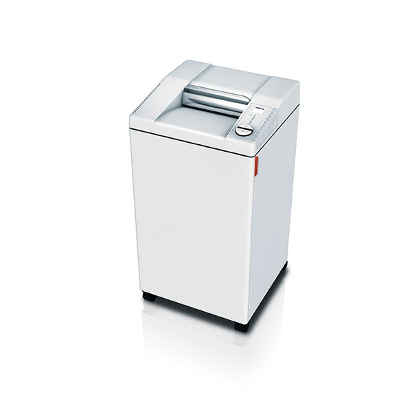 IDEAL 2604 HIGH SECURITY SHREDDER SUPER MICRO CUT 0.8X5MM