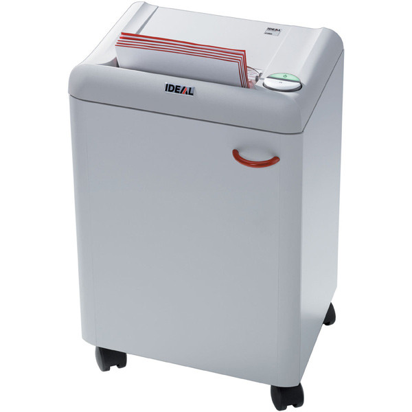 IDEAL 2360 HIGH SECURITY SHREDDER SUPER MICRO CUT 0.8X5MM