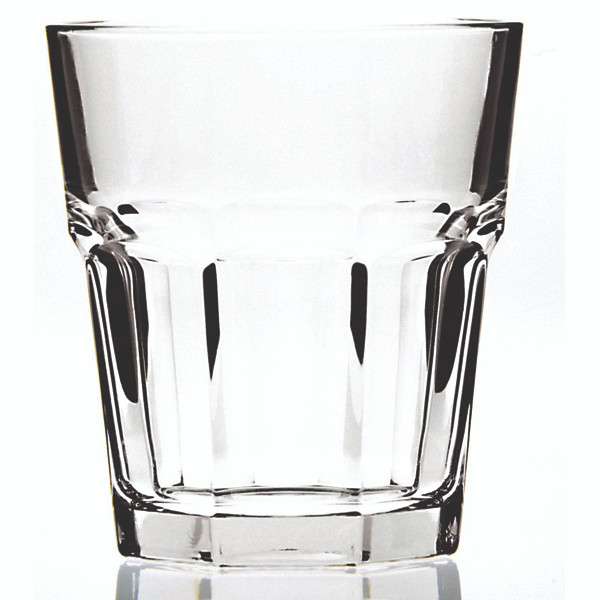 LAV Glasses 51ARA233, 305mL Aras Short Tumbler (Ctn48)