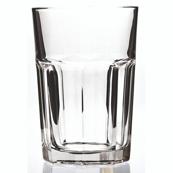LAV Glasses 51ARA265, 365mL Aras Tall Tumbler (Ctn48)