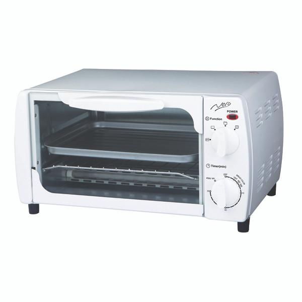 Nero Toaster Oven 7465010, 10L White (Ctn4)
