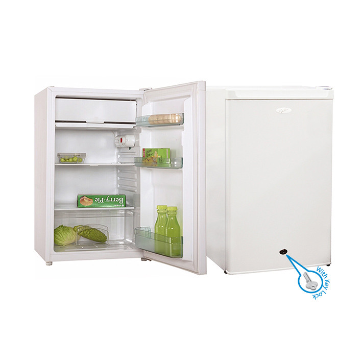 Nero Bar Fridge/Freezer 744125, 125L White