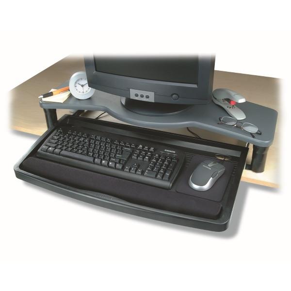 Kensington SmartFit Overdesk Comfort Keyboard Drawer (Single Unit)