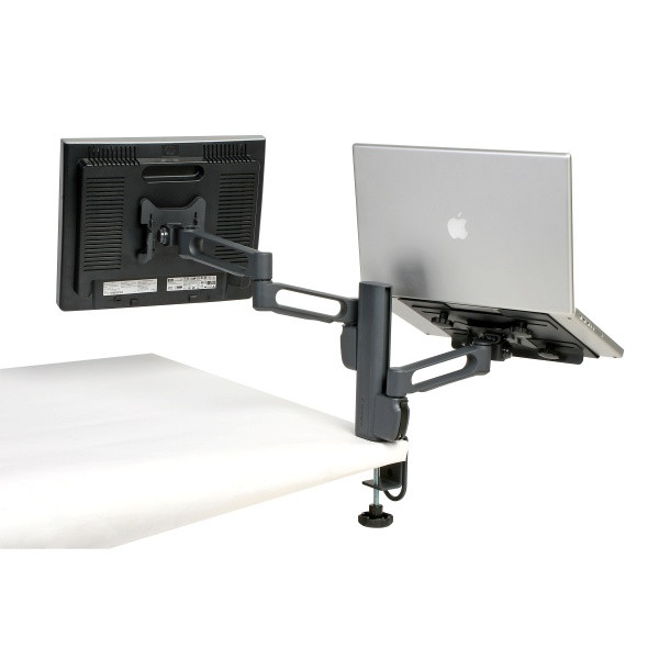Kensington SmartFit Column Mount Dual Monitor Arm (Single Unit)