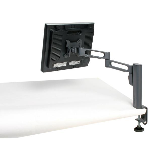 Kensington SmartFit Column Mount Extendable Monitor Arm (Single Unit)