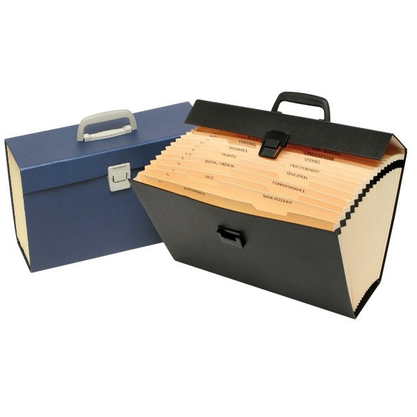 Marbig Carry File Multipurpose (By Carton - See Desc.)