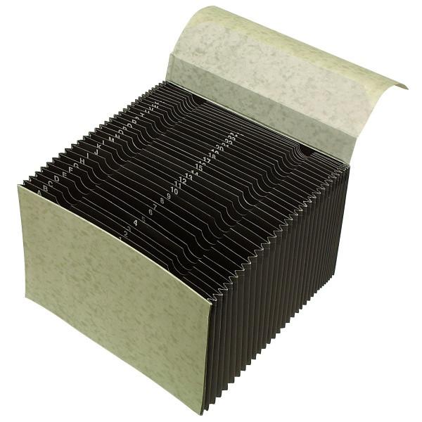 Marbig Expanding File Manilla 31 Pocket FC (By Carton - See Desc.)