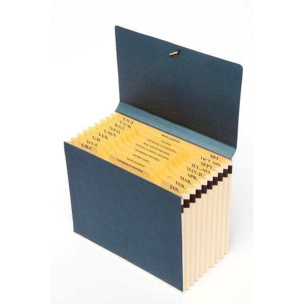 Marbig Handy File - multi-purpose A-Z / Jan-Dec A5 (By Carton)