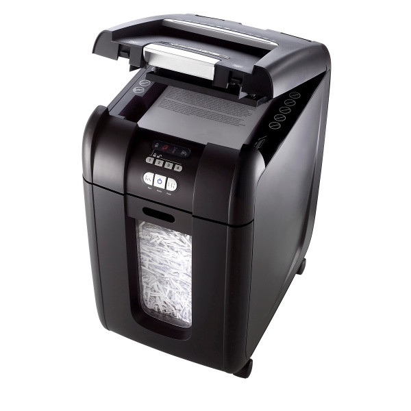 Rexel Stack & Shred Auto+300X Office Shredder