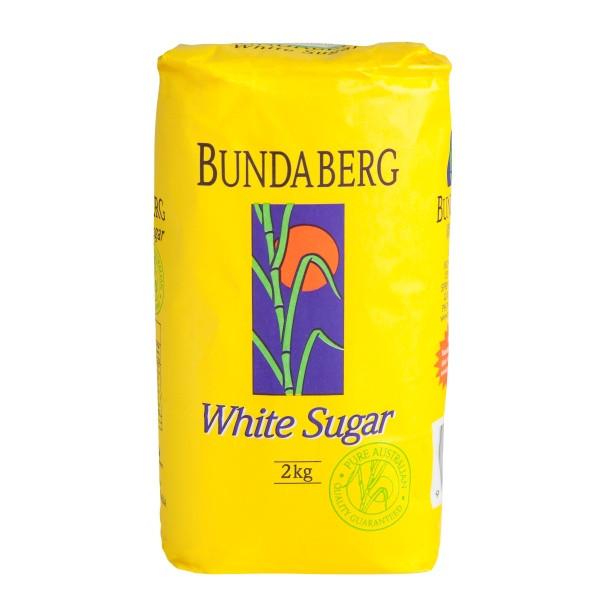 Bundaberg White Sugar - 1kg Bag (By Carton - See Desc.)