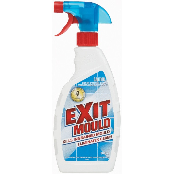 Exit Mould Trigger 500Ml (By Carton - See Desc.)
