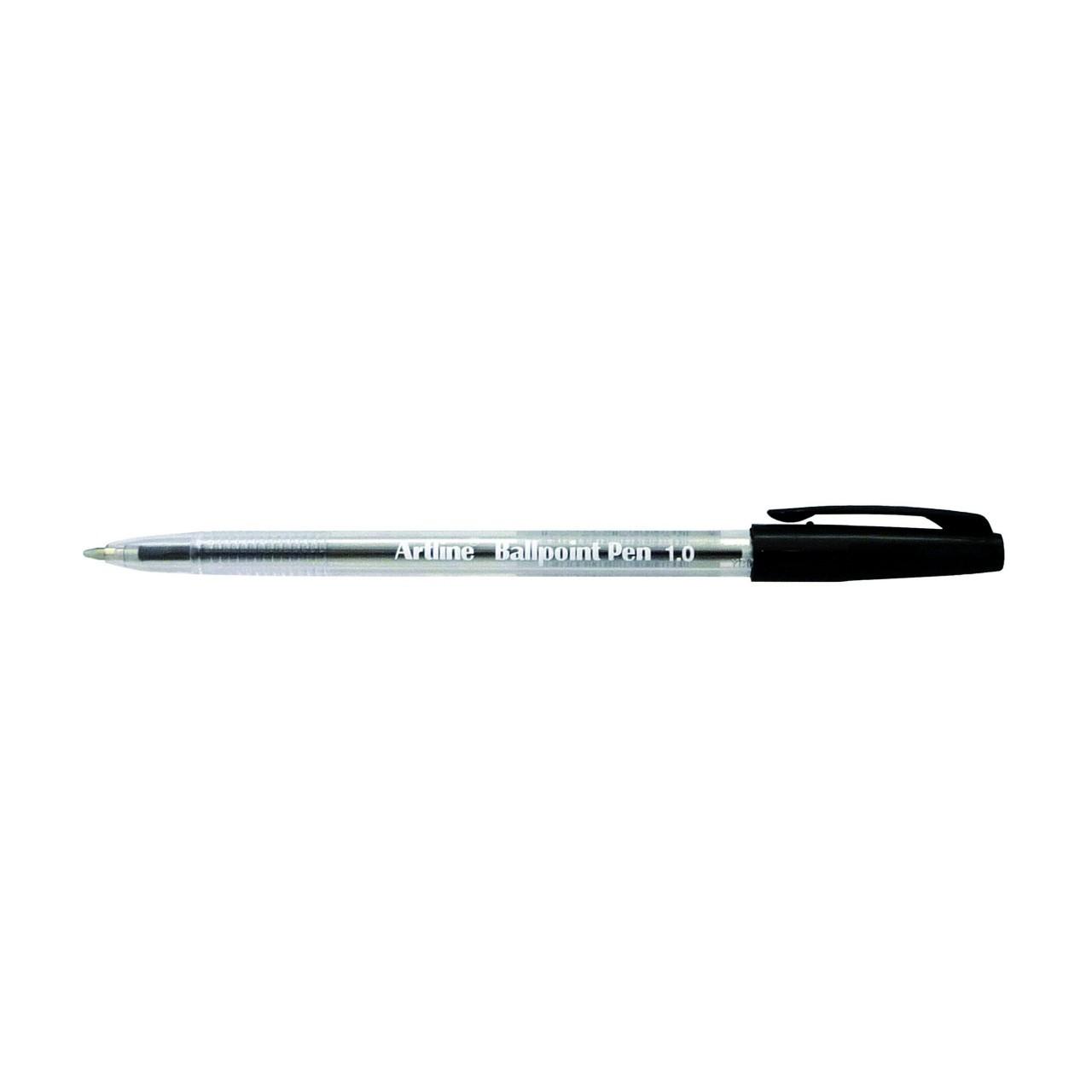 Artline 8210 Bpp Medium Black (Bx12)
