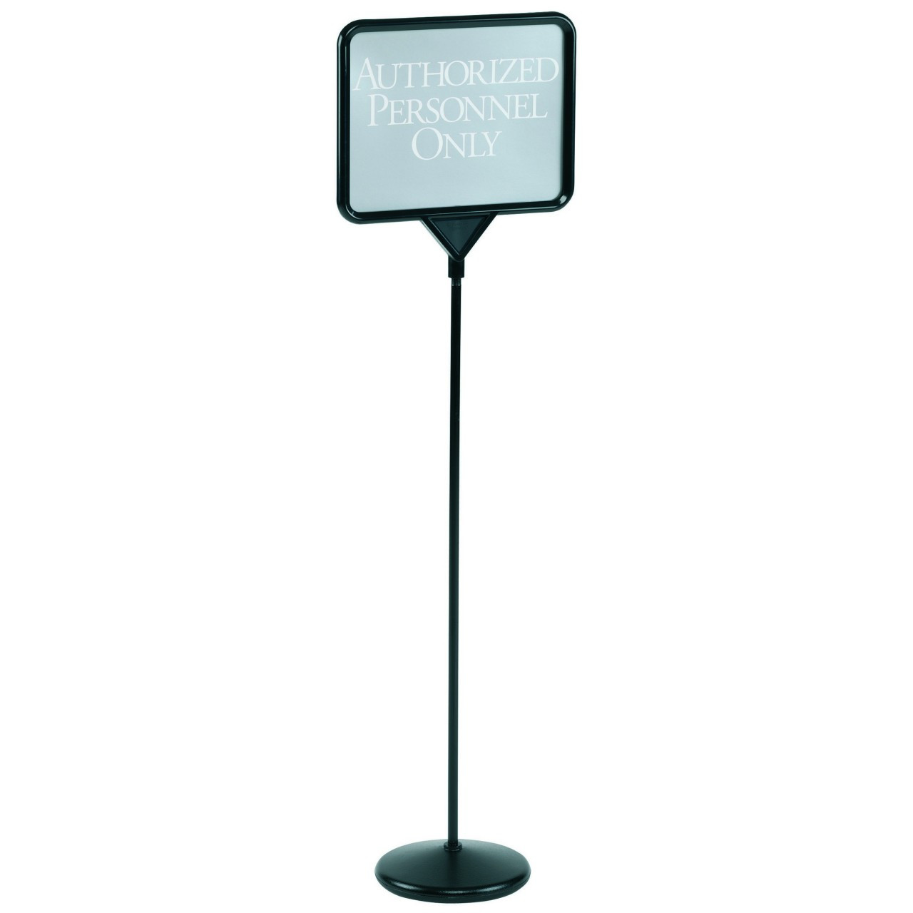 Quartet Sign(Ware) Pedestal Stand