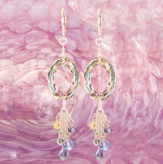 Cosmic VL Earrings